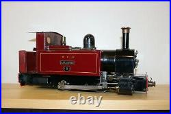 16mm Scale Roundhouse Engineering Lady Anne Live Steam Garden Railway sm32