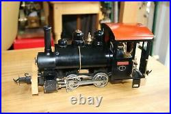 16mm Scale Roundhouse Engineering Sammy Live Steam Garden Railway 45mm sm32