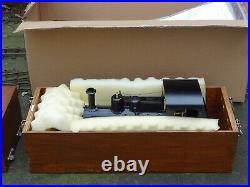 16mm scale WD Hunslet 32mm narrow gauge locomotive SM32 Accucraft live steam R/C