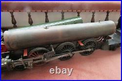2 1/2 inch 1/2 scale Bassett Lowke Flying Scotsman Spirit Fired live steam
