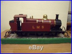 3.5 Scale Lms 0-6-0 Class 3f Molly Tank Locomotive