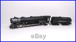 3rd Rail Brass O Scale UP 9000 Steam Engine Locomotive 4-12-2 w Sound Train NIB