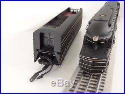 3rd Rail O Scale Brass Pennsylvania PRR S-1 6-4-4-6 Steam Engine & Tender 6100
