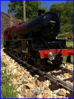 5 Gauge King Scale Live Steam Jubilee Loco & Tender