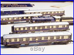 81331 Marklin Z-scale 75 Years of The Rheingold Special Edition Train Set