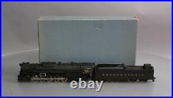 AHM 402 HO Scale BRASS PRR J-1 2-10-4 Steam Locomotive & Tender Painted/Box