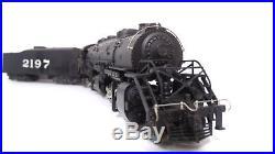 AHM Rivarossi HO Scale 2-8-8-2 AT&SF Y6B Mallet Steam Locomotive Engine Tender
