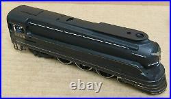 ALCO Models/Samhongsa Pennsylvania K-4s Steam Engine BRASS SERVICED HO-Scale
