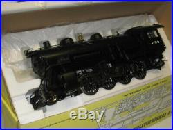 ART 20608 Aristocraft 2-8-0 Consolidation NYC Steam Locomotive G Scale, Brand New