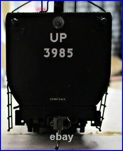 ATHEARN GENESIS UNION PACIFIC BIG BOY #3985 WithDCC/SOUND HO SCALE (NO BOX)