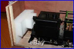 Accucraft Brass G Scale Live Steam Shay 28T Steam Locomotive