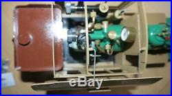 Accucraft Live Steam Locomotive 0-4-4 Forney G scale 45mm