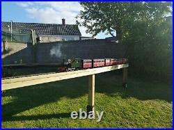 Accucraft Live Steam Locomotive -Wrekin-G gauge-16mm Scale-SM32-Garden railway