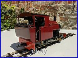 Accucraft Mortimer Sm32 -119 scale O or 1 gauge Live Steam Locomotive Rare