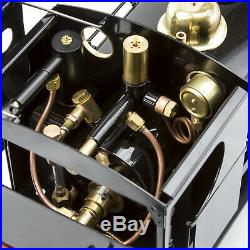 Accucraft Sabrina 0-4-0 16mm Scale 119 Live Steam Black