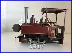 Accucraft Trains Ducauville B77 631 Live Steam Small Scale