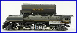 Ahm/rivarossi Ho Scale Union Pacific 4-6-6-4 Challenger Steam Engine & Tender