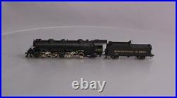 Akane HO Scale BRASS 2-6-6-2 Articulated Steam Locomotive & Tender/Box