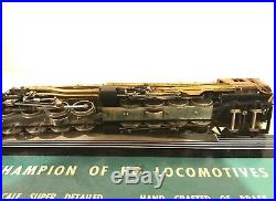 Akane HO Scale Brass AC-9 2-8-8-4 Southern Pacific Lima Articulated Steam L & T