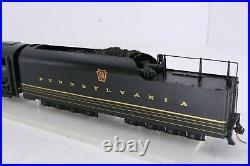 Alco Models Brass HO Scale Pennsylvania RR T-1 4-4-4-4 Duplex Locomotive