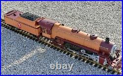 Aristo-Craft Trains 4-6-2 Pacific Steam Locomotive & Tender Milwaukee G-Scale
