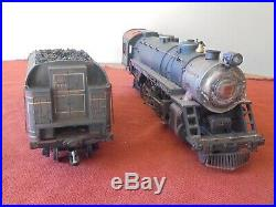 Aristocraft G Scale 4-6-2 PacificPennsylvania R. R. Green/blk/401-good/unboxd