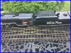 Aristocraft G Scale Mikado Live Steam Excellent Example With Carry Boxes