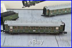 Arnold 0235 K. Bay. Sts. B. S3/6 Steam Locomotive with Smoke Generator Set N Scale