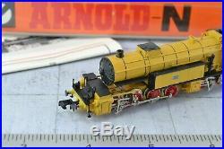 Arnold 2277 K. Bay. Sts. B. 0-8-8-0 Mallet Tank Steam Locomotive N Scale