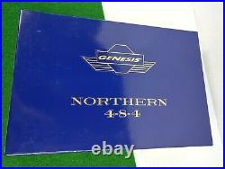 Athearn Genesis ATHG97279 4-8-4 Union Pacific FEF-3 844 DCC/Sound HO Scale RARE