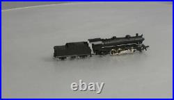 Atlas 2180 N Scale 2-8-2 Mikado Steam Locomotive & Tender/Box