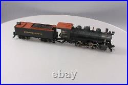 Atlas 2703-1 O Scale Pennsylvania Steam Locomotive #7258 (2-Rail) LN/Box