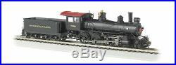 BACHMANN 51401 HO SCALE Pennsylvania 7080 Baldwin 4-6-0 Steam w DCC & Sound