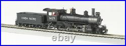 BACHMANN 51402 HO SCALE Baldwin 4-6-0 Union Pacific UP #1429 withSound & DCC