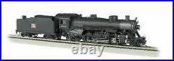 BACHMANN 54402 HO SCALE Rock Island 2319 2-8-2 Light Mikado w TENDER Steam