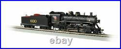BACHMANN 57901 HO SCALE Southern #630 Baldwin 2-8-0 Consolidation w DCC & Sound
