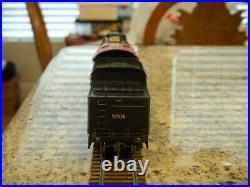 BLI BlueLine HO Scale CB&Q Heavy Mikado 2-8-2 #5501 with Sound DCC Ready