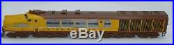 BOXED HO Scale ALCO Models Union Pacific GE #1 Steam Turbine (Painted & Lighted)