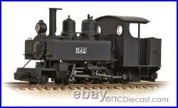 Bachmann 391-025A Baldwin Class 10-12-D 542 WW1 ROD Black OO9 Scale