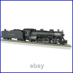Bachmann 54401 Pere Marquette Light 2-8-2 withLong Tender DCC Locomotive HO Scale