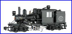 Bachmann G Scale 85094 Elk River Coal & Lumber Company #3 Two-Truck Climax