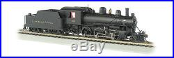 Bachmann Ho Scale #51813 Alco 2-6-o With DCC & Sound Lackawanna New In Box