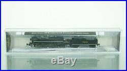 Bachmann Spectrum 2-10-2 USRA Light Steam Locomotive Seaboard withDCC N scale