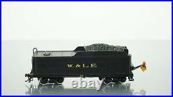 Bachmann Spectrum 2-6-6-2 USRA Articulated Steam W&LE DCC withSound HO scale