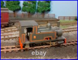 Bagnal 0-6-0t Narrow Gauge loco 009 scale