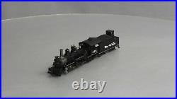 Blackstone Models B310102 HOn3 Scale D&RGW K-27 20802 Steam Locomotive #453 LN