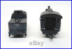 Brass D&RGW 2-8-2 K-36 Mikado HOn3 Scale