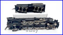 Brass Max Gray Southern Pacific 4-8-2 made by KTM HO Scale