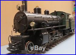Brawa 10001 G Scale G4/5 RhB steam locomotive digital version with sound