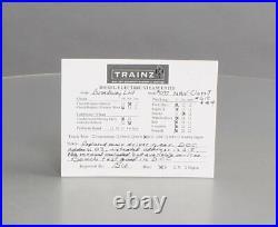 Broadway Limited 077 HO Scale N&W Class J 4-8-4 Steam Locomotive #612 EX/Box